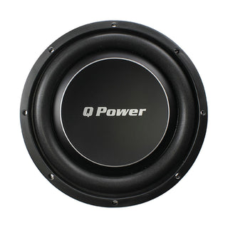"Qpower Deluxe 12"" Flat Subwoofer 1200w Max"