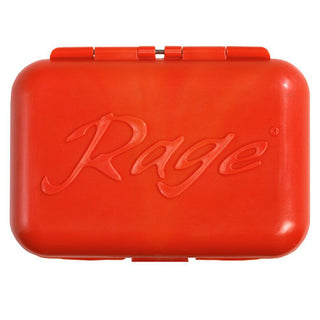 "Rage Cage Storage Case For Rage Broadheads (3"" X 5"") Red"