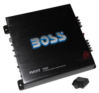 Boss Riot 2ch Amplifier 800w Max