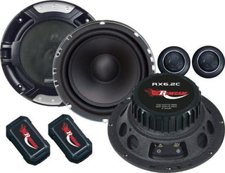 "Renegade 6.5"" 2-way Coaxial Speaker 200w Max 4ohms"