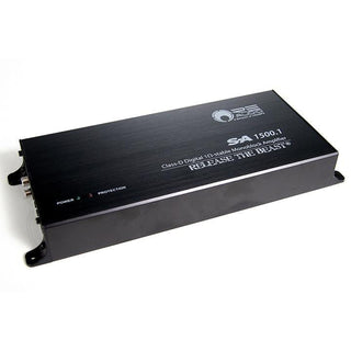 Re Audio Sa Series Mono Class D 1800w Max Amplifier