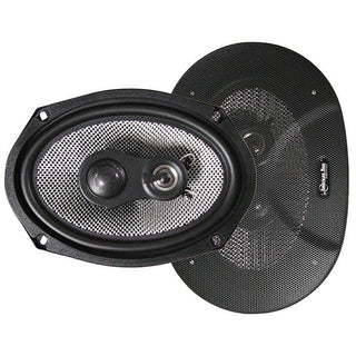 "Speaker 6x9"" 3-way (pair) 200watt American Bass;carbon Fiber"