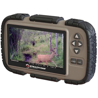 "Stealth Cam Sd Card Reader-viewer W- 4.3"" Lcd Screen"