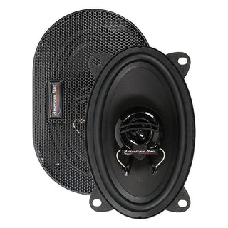 "American Bass Symphony 4x6"" Two Way Speaker"