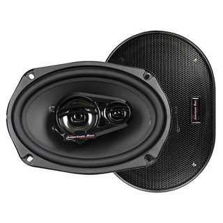 American Bass Symphony 6x9 3-way Speaker