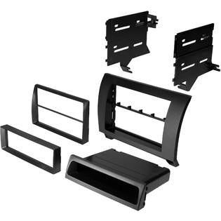 American Int. Kit 2007-13 Toyota Tundra;2008-16 Sequoia Double Din;amer.int'l-metallic Gray