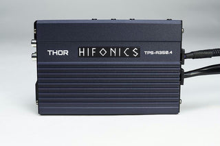 Hifonics Thor Compact 4 Channel Digital Amplfier - 4 X 80 Watts @ 4 Ohm