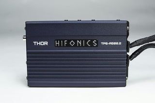 Hifonics Thor Compact 2 Channel Digital Amplfier 2 X 120 Watts @ 4 Ohm