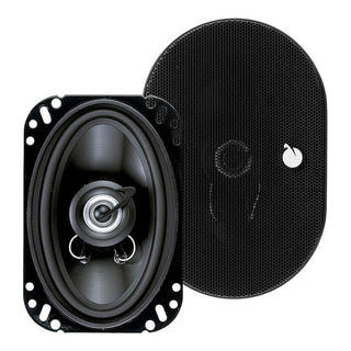"Planet Torque Series 4x6"" 2-way Speakers"