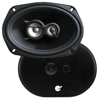 "Planet Torque Series 6x9"" 3-way Speakers"