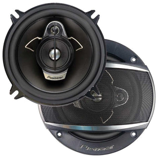 "Pioneer 5.25"" Speakers 3 Way 300w Max Pair"