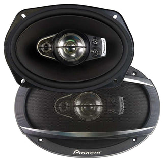 "Pioneer 6x9"" Speakers 5 Way 700w Max"