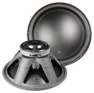 "Audiopipe 15"" Woofer 1000w Max 4 Ohm Svc"