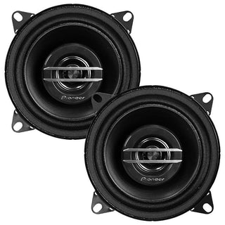 "Pioneer 4"" 2 Way Speakers 210 Watts - Pair - No Grills"