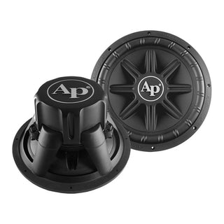 "Audiopipe 10"" Woofer 300w Rms-600w Max Single 4 Ohm Voice Coils"