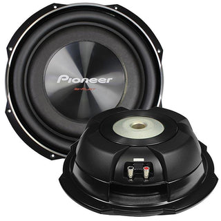 "Pioneer 10"" Shallow Woofer 4 Ohm 1200w Max"