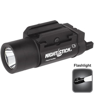 Nightstick Metal Weaponmounted Light Nonrechargeable