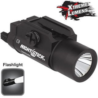 Nightstick Xtreme Lumens Metal Weaponmounted Light Nonrechargeable