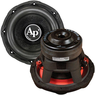 "Audiopipe 10"" Woofer 1200w Max 4 Ohm Dvc"