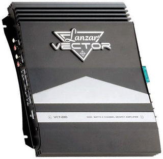 Lanzar 1000w 2 Channel High Power Mosfet Amplifier