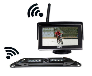Boyo Vtc525r 5 Inch Wireless Monitor And Camera System