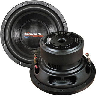 "American Bass 10"" Woofer 900w Max 2 Ohm Dvc"