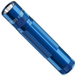 Maglite  Xl200 3cell Aaa Led Flashlight Blue-blister Pack