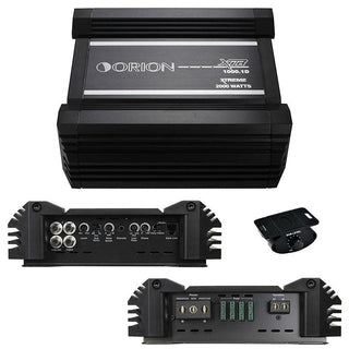 Orion Xtr Amplifier D Class 1 Ohm 4000w Max