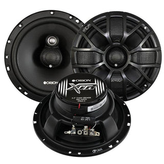 "Orion Xtr 6.5"" 3-way Coaxial Speaker 460 Watts Max"