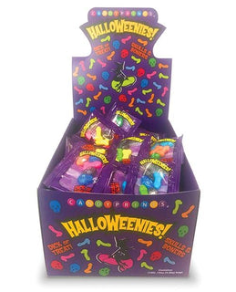 Halloweenies 100pk Display