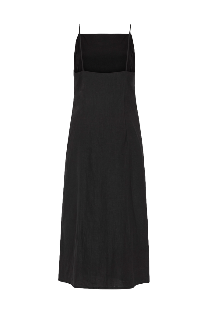 THE GISELE DRESS BLACK