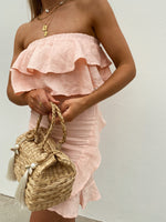 THE BELLA FRILL DRESS