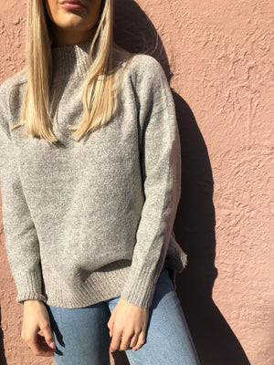 MOLLY SWEATER NATURAL