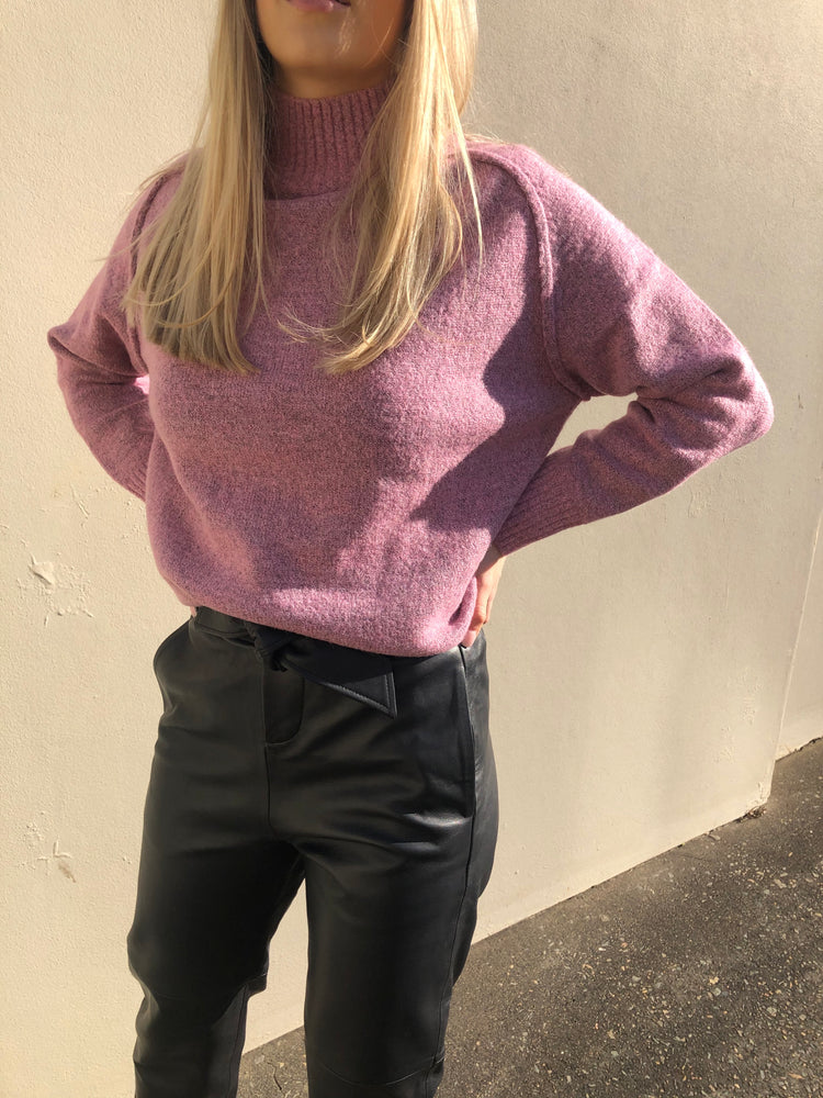 MOLLY SWEATER PINK