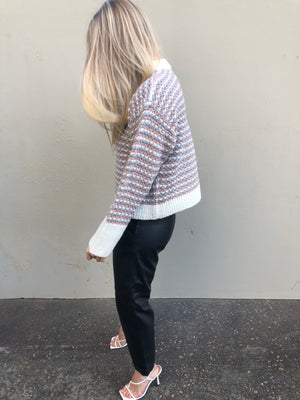 THE SOPHIA KNIT