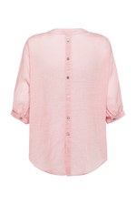 THE BLUSH STEVIE LINEN SHIRT