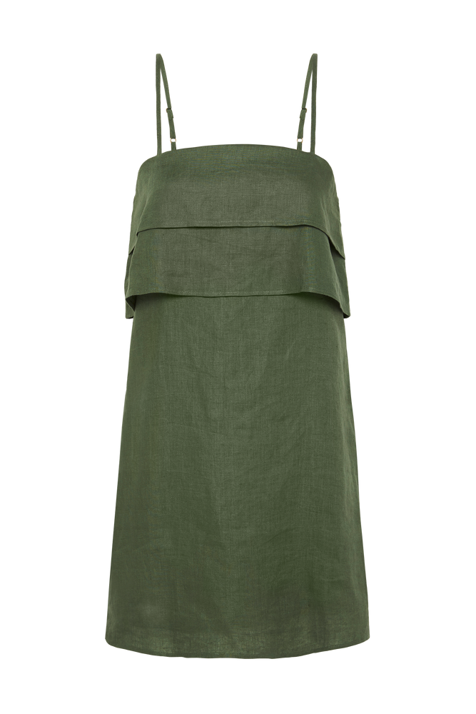 THE SHAY LINEN DRESS
