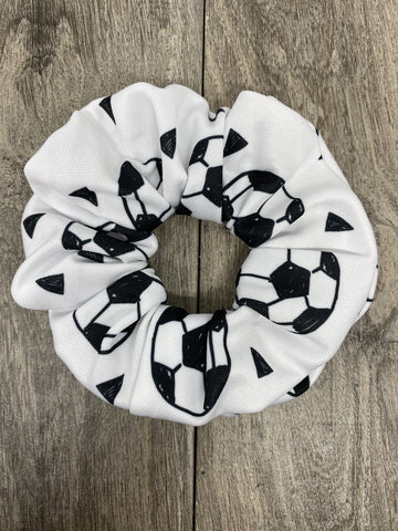 Soccer Scrunchies for Girls - Athena Fitness Collections