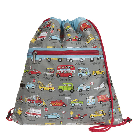 Duffle Bag Cars