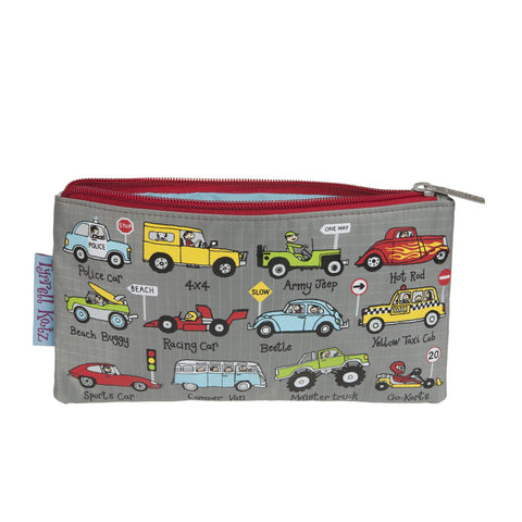 Pencil Case Cars