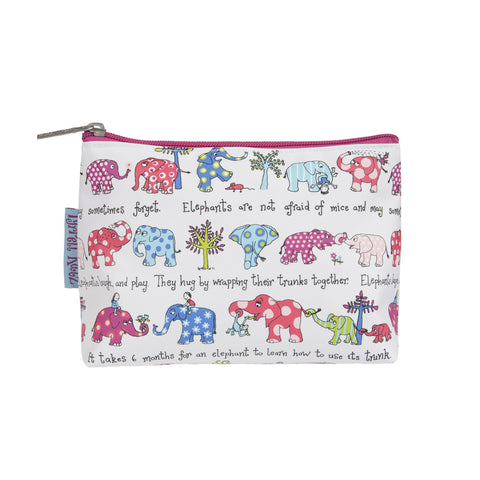 Washbag Elephants