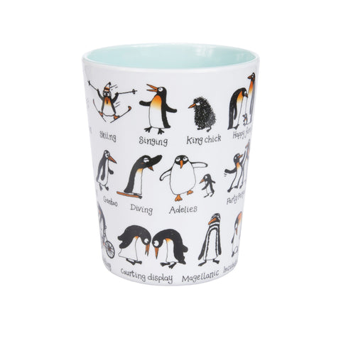Beaker Penguins