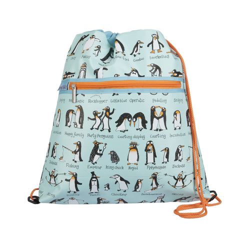 Duffle Bag Penguins