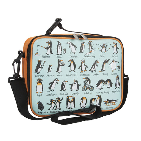 Lunch Bag Penguins