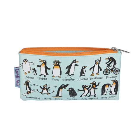 Pencil Case Penguins