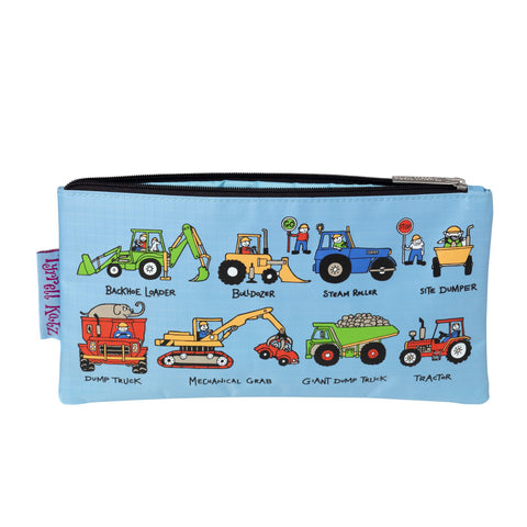 Pencil Case Working Wheels