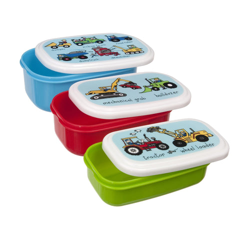 Snack Box Working Wheels