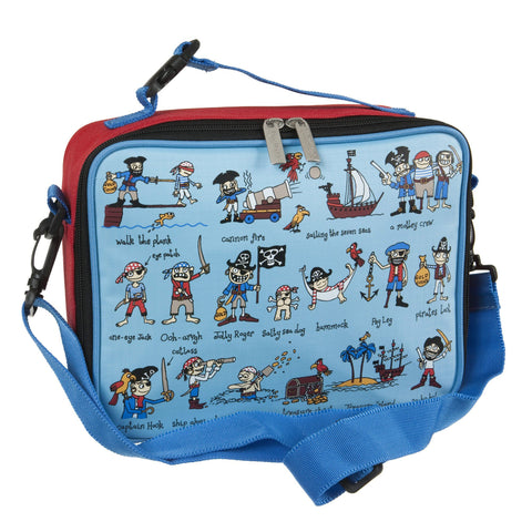 Lunch Bag Pirates