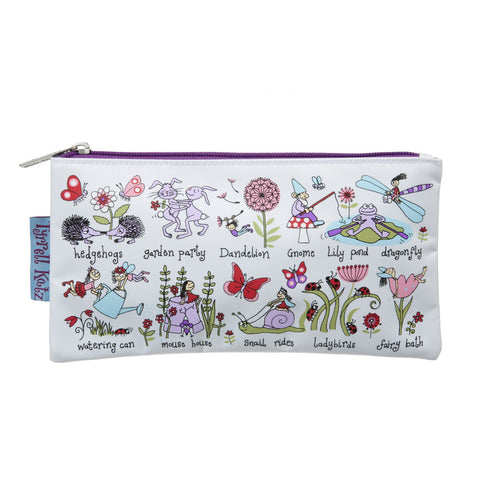 Pencil Case Secret Garden