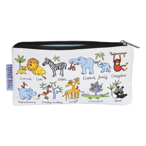 Pencil Case Jungle